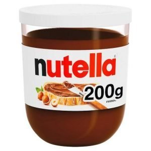 Nutella Chocolate Spread 200g