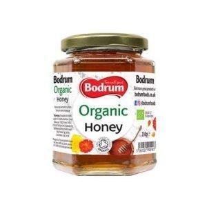 Glass Organic Honey 250g
