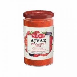Podravka Ajvar Picante Hot 690g