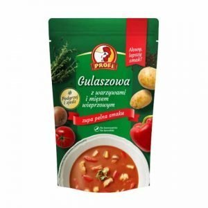 Profi Goulash Soup With Vegetable And Pork 450g