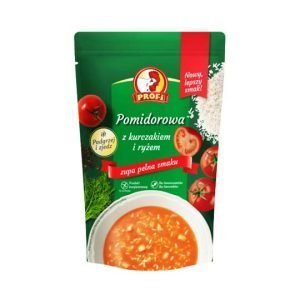 Profi Tomatoe Soup with Chicken and Rice