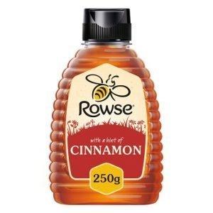 Rowse Honey With Cinnamon 250G