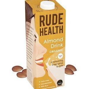 Rude Health Longlife Unsweetened Almond Drink