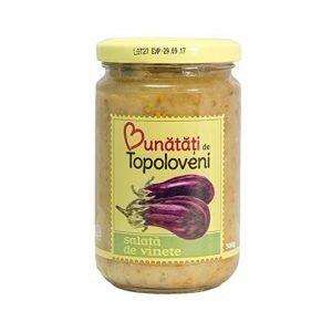 Bunatati de Topoloveni Salata Vinete 300g