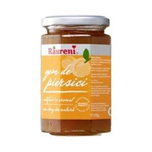 Raureni Gem Piersici - Peach Jam 370g