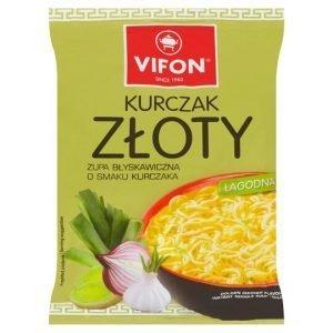 Vifon Golden Chicken Instant Noodles 70G 70G (Pack of 3)