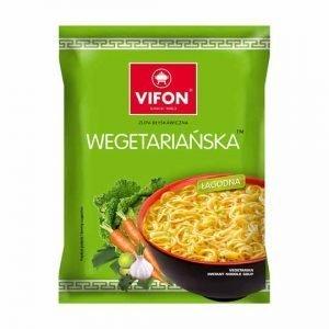Vifon Vegetarian Instant Noodles (Pack of 3) 70g