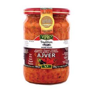 Vipro Homemade Ajvar Hot 580ml