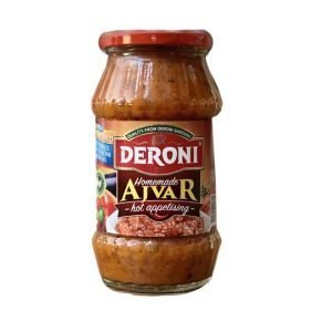Deroni Homemade Hot Ajvar 510g