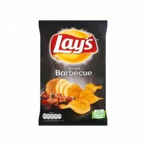 Lay's Barbecue Flavoured Crisps 140g