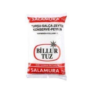 Billur Crystal Brine Salt - Salamura Tuz 3kg