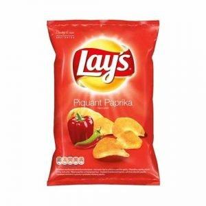 Lay's Piquant Paprika Flavoured Crisps 140g