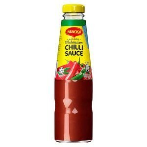 Maggi Authentic Malaysian Chilli Sauce 340g
