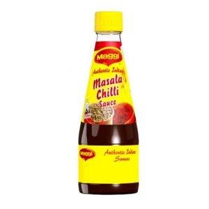 Maggi Authentic Indian Masala Chilli Sauce 400g