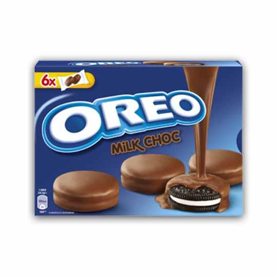 Oreo Milk Chocolate Covered Cookies 246g