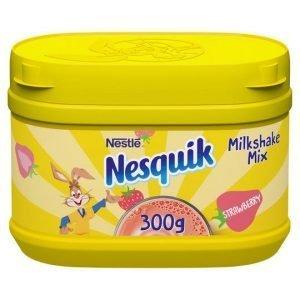 Nesquik Strawberry Milkshake Powder 300g