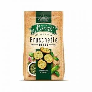 Maretti Pesto Bruschette Chips 70g