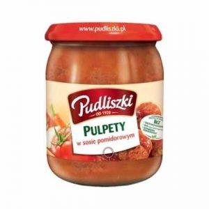 Pudliszki Pulpety Ready Meal 500g
