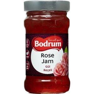 Bodrum Rose Jam 380g