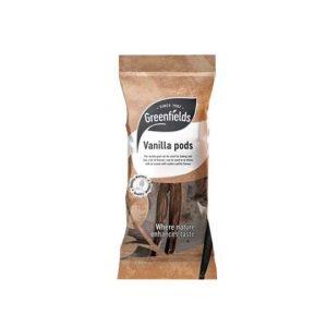Greenfields Vanilla Pots 2pcs