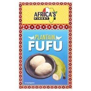 Africa's Finest Plantain Fufu 680g