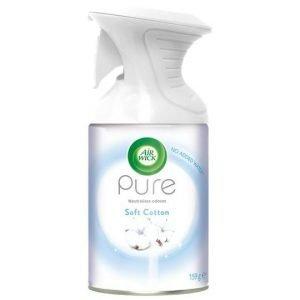 Air Wick Pure Soft Cotton Air Freshener 250ml
