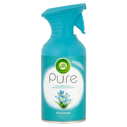 Air Wick Pure Spring Delight Air Freshener 250ml