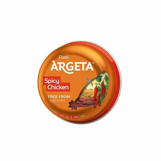 Argeta Spicy Chicken Pâté 95g