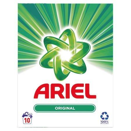 Ariel Powder Original 10 Washes