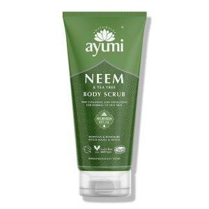 Ayumi Neem & Tea Tree Body Scrub 200ml