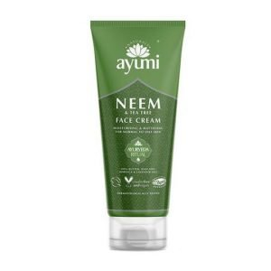Ayumi Neem & Tea Tree Face Cream 100ml