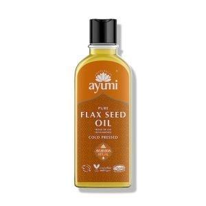 Ayumi Pure Flax Seed Oil 150ml
