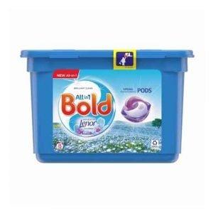 Bold Allin1 Pods Washing Liquid Capsules Spring Awakening 15 Washes