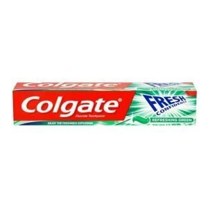 Colgate Fresh Confidence Refreshing Green Toothpaste 100ml