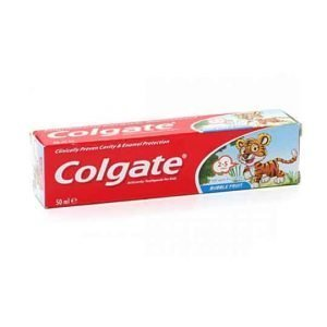 Colgate Kids 2-5 Years Bubble Fruit Toothpaste 50ml