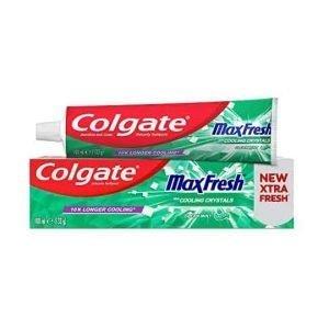 Colgate MAX Fresh Mint Toothpaste 100ml