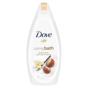 Dove Shea Butter Bath Cream 500ml