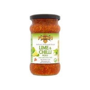 Fudco Lime & Chilli Pickle 300g