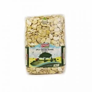 Gama Split Broad Beans 1kg