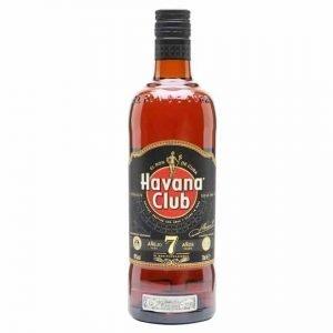Havana Club 7 Year Old Rum Anejo Rum 70cl