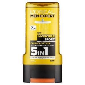 L'Oreal Expert Invincible Sport Shower Gel 300ml