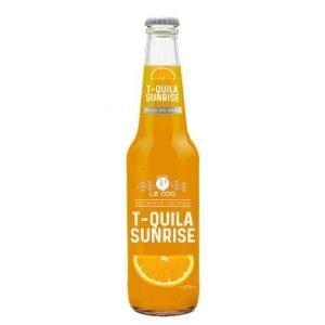 Le Coq T-Quilla Sunrise Cocktail 330ml