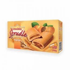 Medela Strudels Apricot : Kajsija