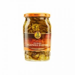 Melis jalapeno Peppers 650g
