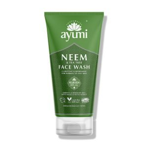 Ayumi Neem & Tea Tree Face Wash 150ml