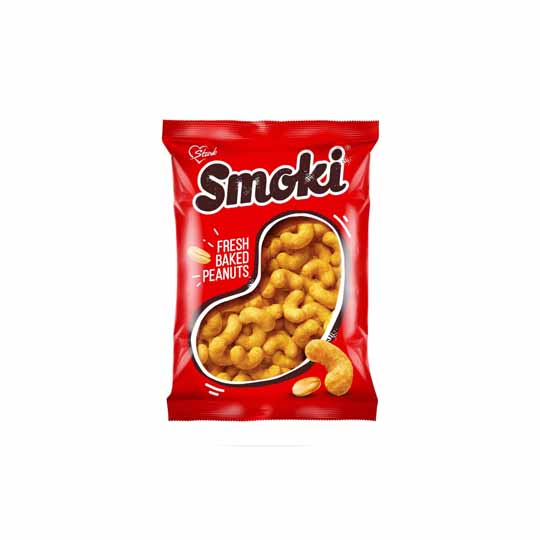 Stark Smoki Flips Peanuts 50g