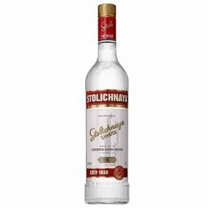 Stolichnaya Premium Vodka 70cl