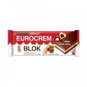 Takovo Euroblok Chocolate 90g