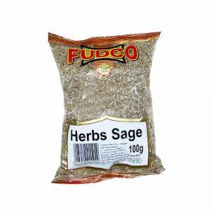 Fudco Herbs Sage 100g