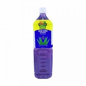 Tropical Sun Aloe Vera Blueberry Drink 1.5L